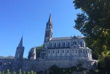 Lourdes / Cathédrale