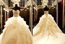 Ball Gown / Ball gown wedding dresses.