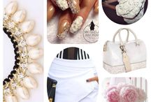 Nails&Fashion Inspiration / You can find here combinations fashion stuffs with my nail designs...