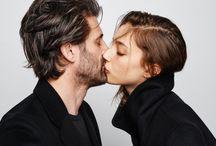 ♥ Couple • Kiss