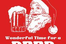 Funny Christmas T-shirts / Goodtogotees.com Funny Christmas holiday themed shirts that will make you go ho ho ho. Santa approved shirts