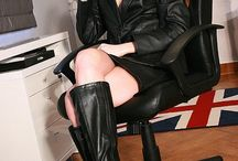 Domina Leather's Fashionability