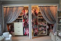 Closets / by Laura Hester