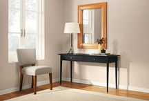 Console Tables / Add functionality and style to your entryway or living room with a modern console table.  / by Room & Board