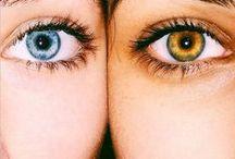 Oči =)