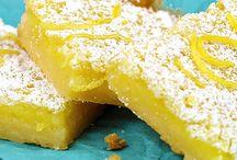 Lemon goodies / Lemon food