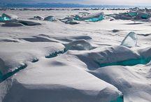 Iceberg inspiration