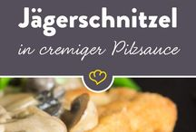 Schnitzel & Rezepte & mehr ‼️
