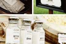Weddings: Food