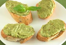 Recipes - Appetizers / Snacks / by Michelle Ekrut
