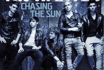 "music / best song ever ""chasing the sun""- The Wanted"