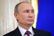 Президент России В В Путин
