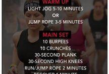 Spartan race workout