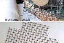 Chicken Wire & Rustic Decor Ideas / Chicken Wire Decor | Rustic Decor | DIY Chicken Wire Projects | Rustic DIY Ideas