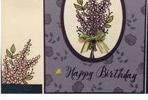 DIY Cards - Lots of Lavender