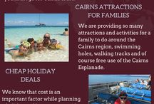 Adventure Tours Cairns /  We provides one of the best tour in Cairns with cheap holiday deals, Reef Magic Cruises, Glass Bottom Boat tours with commentary, Underwater Observatory, that is very enjoyable and memorable tour. For more find me here: http://www.mycairnstours.com