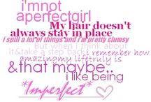 quotes - imperfection