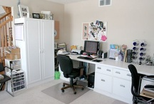 Craft room remodel / by Molly Urbancic