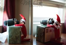 Elf on the Shelf ideas 2015