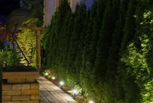 Glorious garden lighting / glorious garden lighting