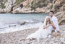 Estudi La Font Fotografo / Photos mariage sur la plage. Fotos boda en la playa. Beach wedding Photography www.calaclemence.com
