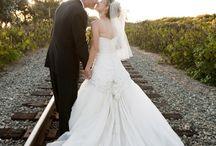 Ian Stuart Real Bride, Romantic Santa Barbara wedding