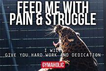 #gymaholic