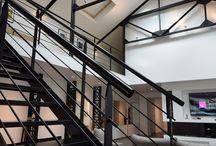 А лестницы