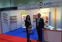 Middle East Pack 2014 - Abu Dhabi / Sade Ofset Printing & Labels in Middle East Pack 2014 24 - 26 November 2014