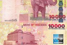 Billets Tanzanie