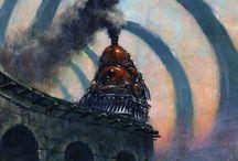 Inspiration: Fantasy Art & Illustration / A collection of fantasy artworks for inspiration!