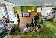 Les salles de réunions que l'on aime / #espace #travail #sallederéunion #espace #bureaux #aménagement #entreprise #architecte #paris #france #cléram