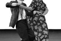 Счастливые танцы