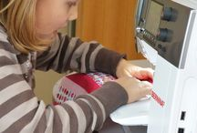 Sewing projects with kids
