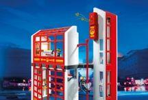 Playmobil Fire Department