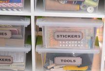 Organizing / by Liz Simons-Adams