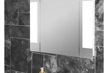 LED Bathroom Mirror Cabinets