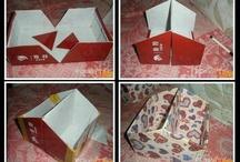 Gift box / Paper box