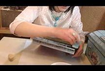 Декупаж-видео уроки