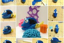Nemo / Torte tema Nemo tutorial e img