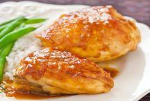 French Glazed Chicken Recipe