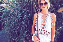 Style Icons / Jessica alba, Rosie Huntington,