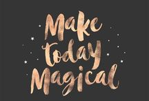★ Magic Quotes