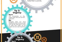 Time Management / Infographics with tips on how you can manage your time better. For more visit: https://www.inloox.com/