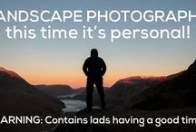 Landscape Photography Warnscale Bothy - This time it's personal! WARNING: Contains lads having some fun too!