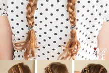 cabelo infantil