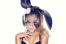 Ariana Grande / She is very nice!!
