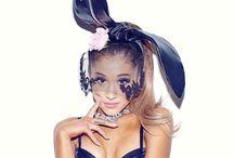 Ariana Grande / She is very nice!!