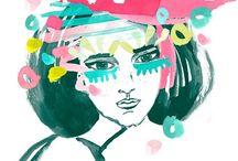 Ilustraciones de Lara Costafreda
