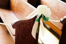 Église wedding